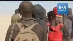 Coronavirus: des migrants bloqués au Niger