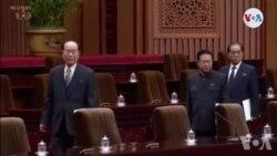 Kore Di Nò: Kim Jong-un Re-Eli Lidè Pi Wo Enstans pou Zafè Leta Peyi a