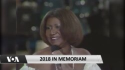 2018: In Memoriam