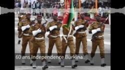 Burkina Fason ka yerema Honronya san 60