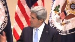 克里:自動削減預算將傷害美國外交政策