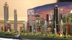 城市模型竞赛激发青少年对STEM兴趣