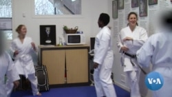 French Karate Champion Fights for Victims of Sexual Violence