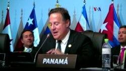 Panamá insta a buscar caminos de paz en Siria