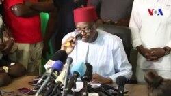 """Les résultats des élections au Mali """"ne reflètent pas la vérité"""" déclare l'opposition"""