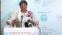La procureure de la CPI à Bamako (video)