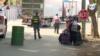 Más de 83 mil nicaragüenses han retornado a su país, según datos del gobierno de Nicaragua. Foto Armando Gómez/VOA.