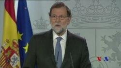 西班牙解散加泰羅尼亞議會舉行地區選舉