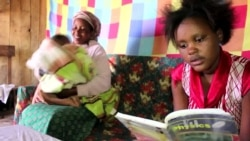 Kenyan Teen Moms Get 2nd Chance at Education