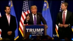 Trump Trounces Rubio, Cruz in Nevada