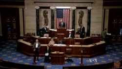 US Lawmakers Point Fingers as Funding Deadline Looms