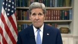 جان کری: وارد مرحله ای اساسی برای رسیدن به راه حل بحران سوریه شده ایم