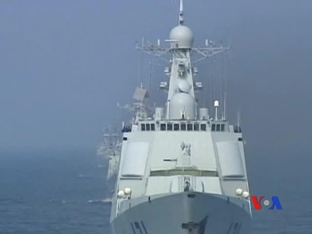 TQ tố cáo VN 'ăn cắp tài nguyên của TQ' ở Biển Đông