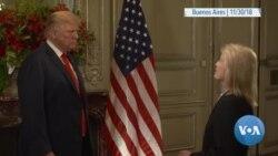 UMongameli Trump Uncoma Ubudlelwano Belizwe leMelika Lele China