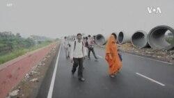 India Pandemic Lockdown Anniversary -- USAGM