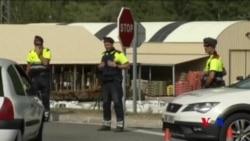 西班牙警方全力搜捕恐怖襲擊在逃疑犯