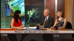 ON THE LINE: Privacy and Security on Mobile Devices