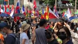 港台民众寻求相互支持对抗北京极权