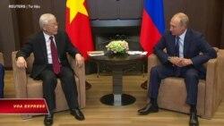 Việt-Nga bàn chuyện vận chuyển vaccine Sputnik sang Việt Nam
