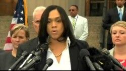 شش مامور پلیس بالتیمور در پرونده قتل «فردی گری» متهم شدند