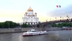 Ժամանակակից Մոսկվան փորձում է լինել գրավչական