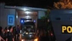 印尼通知外國使館探視等待處決的毒販