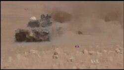 庫爾德武裝發動攻勢要收復伊斯蘭國據點拉卡