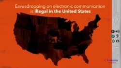 Explainer: Wiretapping in the U.S.