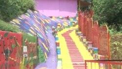 বর্ণিল সাজে চট্টগ্রামের চিড়িয়াখানা