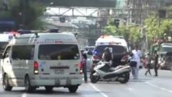 泰國反對派稱政府動用暴力一抗議人士喪生