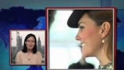 VOA连线: GSK英籍中国财务总监被限制离境;英国女王批准同性婚姻合法化;英国皇室宝宝何时报到?