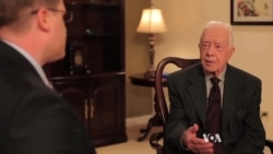 Carter Decries Abuse of Girls in India