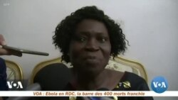Spécial Gbagbo: réaction de Simone Gbagbo