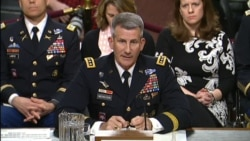 Nicholson: 'Stalemate' in Afghanistan Requires 'Offensive Capability'