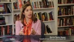 Прайм-Тайм: Евелін Фаркас екс-заступник помічника міністра оборони США. Відео