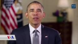 پەیامی سەرۆک ئۆباما بەبۆنەی ڕۆژی دایکانەوە