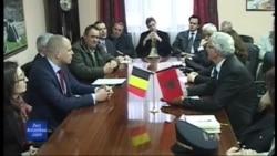Një delegacion nga Belgjika viziton Shkodrën