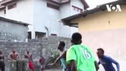 Yadda Ake Rawar Al'adun Gargajiya A Kasar Kongo