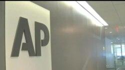 """2013-05-14 美國之音視頻新聞: 美聯社指政府對該社進行""""史無前例的大規模侵擾"""