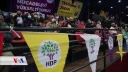 HDP'ê 8 Salîya Xwe li Stenbolê Pîroz Kir