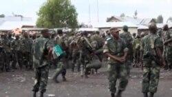 剛果政府軍進入戈馬