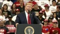 စုံစမ္းစစ္ေဆးမႈေတြ ဆက္ရင္ဆိုင္ေနရတဲ့ သမၼတ Trump