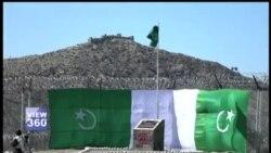 پاک افغانستان سرحد پر باڑ کی تنصیب