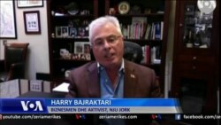 Aktivisti Harry Bajraktari kujton ish presidentin Bush