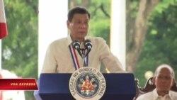 TT Philippines kêu gọi đàm phán với Trung Quốc về biển Đông