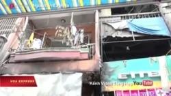 Cháy nhà ở Sài Gòn, 6 người trong gia đình thiệt mạng