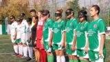 Futbolîstên Astgendar li Enqerê Maça Dostane Encam Didin