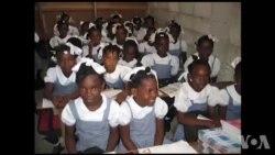 Evolisyon Egalite Fi ak Gason ann Ayiti o Nivo Edikasyon