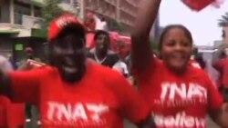 肯尼亚公布肯雅塔当选总统