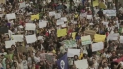 BRAZIL PROTESTS VOSOT